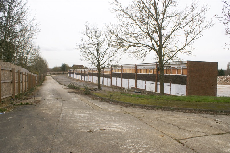 Old Industrial Estate : Essex