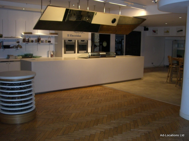 Demo Kitchen