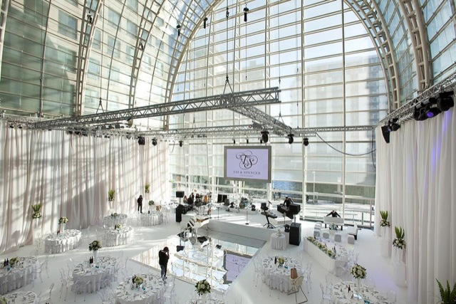 Canary Wharf Event Space